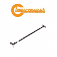 Mk2 Golf Rear Strut Brace. Black, Corrado